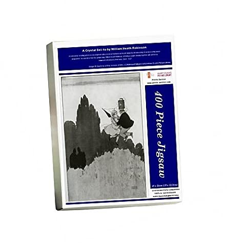 Photo Jigsaw Puzzle of A Crystal Set-to by William Heath
