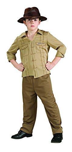 Rubie's Abenteurer Indiana Jones Kostüm für ()