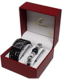 Dolce Vita - Estuche de regalo con reloj para mujer y pulsera