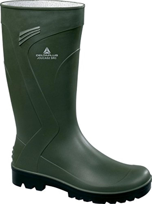 Delta Plus Stiefel   Arbeitsstiefel  Joucas PVC  grün  Größe 44.Delta Stiefel Arbeitsstiefel Joucas Größe