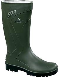 Delta plus botas - Bota trabajo joucas pvc verde talla 43