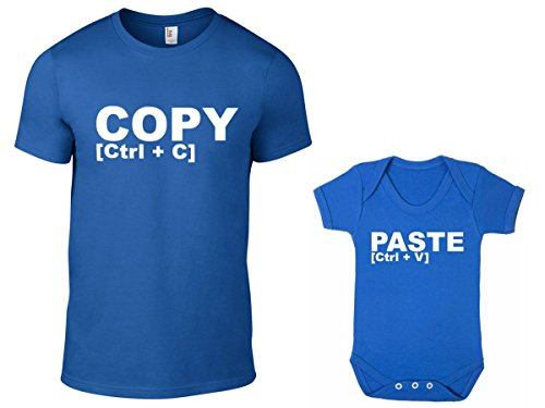 copy-and-paste-ctrl-c-ctrl-v-mens-t-shirt-with-short-sleeve-bodysuit-baby-grow-gift-set-m-0-3-blue