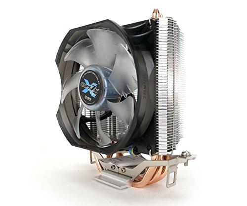 Zalman CNPS7X LED+ Procesador Enfriador - Ventilador de PC (Procesador, Enfriador, 9,2 cm, Socket AM2, Socket AM3, Socket AM3+, Socket FM1, Socket FM2, LGA 1151 (Socket H4), Intel® Celeron® D, Intel® Pentium®, Intel Pentium 4, Intel® Pentium® D, Intel® Pentium® de..., 1350 RPM)