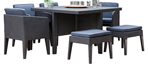 Rattan dining sets der beste Preis Amazon in SaveMoney.es
