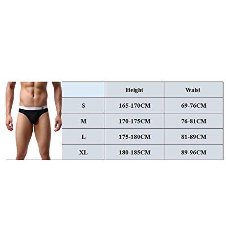 Surenow Männer Herren Sexy 3D Unterhose Unterwäsche Slip Grün