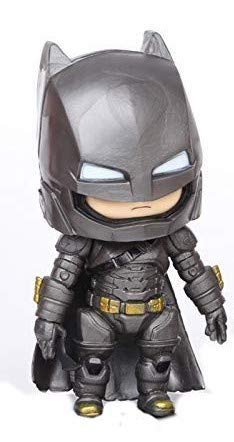 Blue Aura Batman Action Figure Keychain ( Movable Head & Hands) Height - 9.5 cm Collectible Gifting Bike Keychain Car Keychain Tabletop Action Figure Avengers