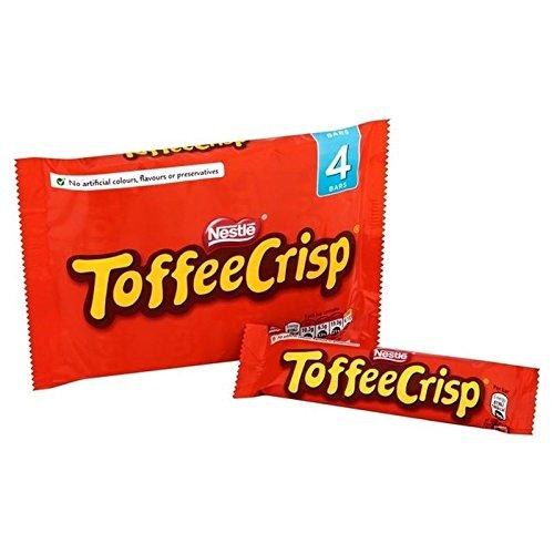 Toffee Crisp Multipack 4 X 38g