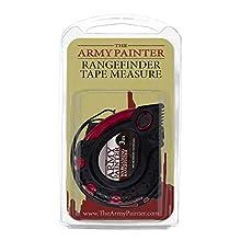 The Army Painter 🖌 | Rangefinder Tape Measure | Metro a Nastro | Strumento di Misurazione Retrattile | Misurazione in Pollici e Centimetri | Modellismo