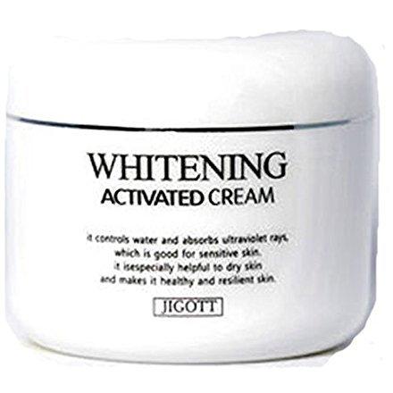 Jigott Bleaching aktiviert 100g Aufhellung Creme moistur/ -
