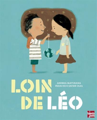 Loin de Léo par Andrea Maturana