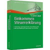 Einkommensteuererklärung 2020/2021 - inkl. DVD (Haufe Steuerratgeber)