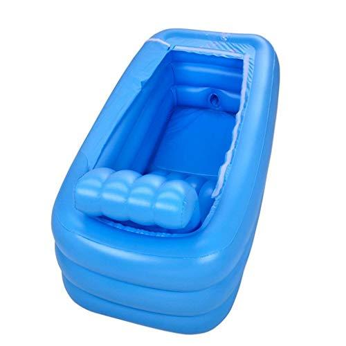 liuhoue Folding aufblasbare badewanne Erwachsenen verdickung Haushalt badewanne-B