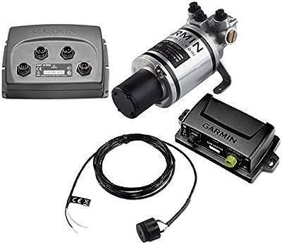 Garmin 010–00705–01GHP Compact Reactor Hydraulic Auto Pilot Start Pack con Pump