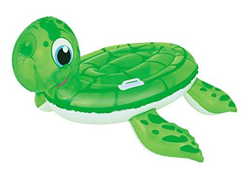 Bestway - Turtle Ride-On 140x140 cm, Schwimmtier