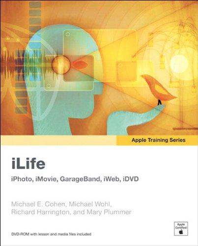 Apple Training Series: iLife (iLife '09 Edition) (English Edition)