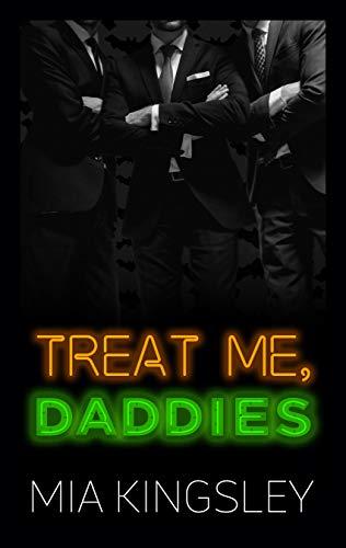 Treat Me, Daddies (Halloween Daddies 4) (Heiße Halloween Männer,)