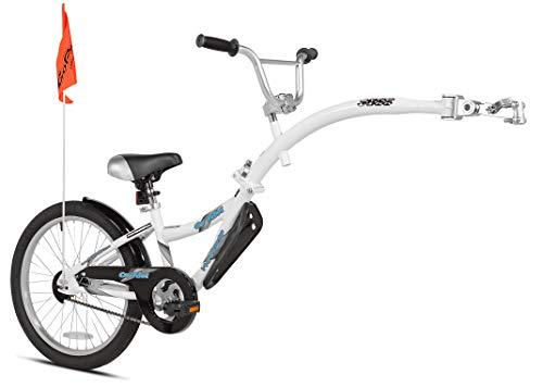 WeeRide weiß Co Pilot - Geschlepptes Fahrrad [anhänger, Anhängerkupplung, M