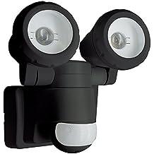 Amazon Co Uk Motion Sensor Twin Security Light