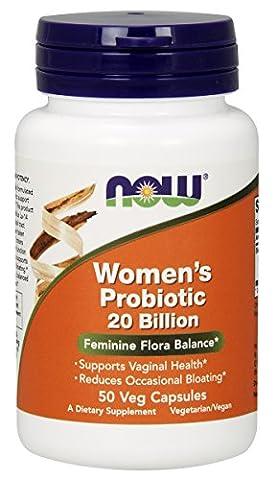 NOW Foods - Women's Probiotic 20 Billion - 50 Vegetarische