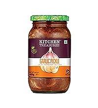Garlic Pickle Kitchen Treasures 400gm-(NaturreLoC)