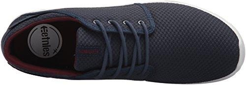 Etnies Herren Scout Sneaker Blau (425-navy/red)