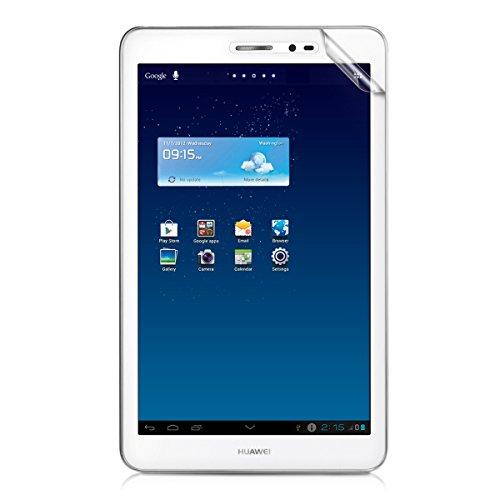 kwmobile Huawei MediaPad T1 8.0 / Honor T1 Folie - Full Screen Tablet Schutzfolie für Huawei MediaPad T1 8.0 / Honor T1 klar