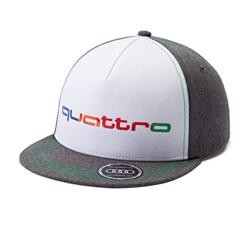 Audi collection 3201901300 Audi Quattro Cap Kinder
