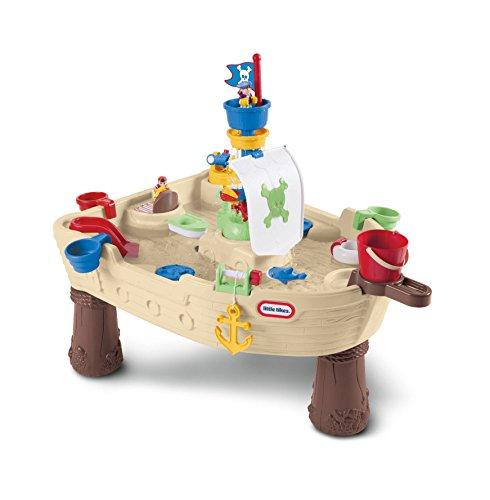 Little Tikes Mesa con barco pirata de juguete