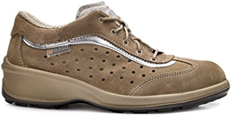 Base B311-S1P-T38 - B311 Zapato Marron Señora S1P Src T38