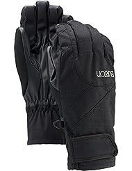 Burton Handschuhe WB Approach Undergloves - Guantes de esquí para mujer, color negro, talla M