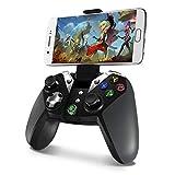 Especificaciones:  Nombre del producto: GameSir G4 Plataformas de trabajo: Android / PC Métodos de trabajo: Android Estándar / GCM / Xinput / Dinput Tipos de conexión: Bluetooth / Cable Tamaño del producto: 155 * 102 * 65.5mm Peso Neto: 264 g   Ca...