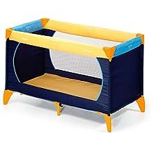 Hauck Reisebett Dream N Play Plus inklusive Mattress, tragbar und klappbar, 120 x 60 cm