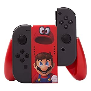 BDA – Joy-Con Comfort Grip Mario Odyssey for Nintendo Switch : SWITCH , ML