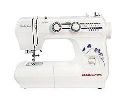 Usha Janome Wonder Stitch Automatic Sewing Machine