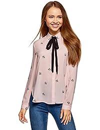 Suchergebnis auf Amazon.de für  auf schleifen - Blusen   Tuniken ... 09b876f86b