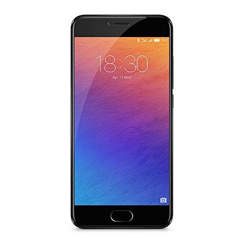 """Meizu M570H-4/32B - Smartphone (5.2"""", cámara posterior de 21 MP y frontal de 5 MP, ARM Cortex-A53 a 1.8 GHz, 32 GB de memoria interna, memoria RAM de 4 GB, Android), color negro"""