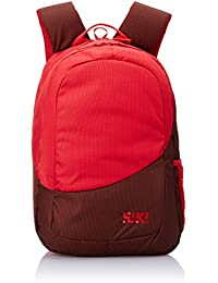 Wildcraft Wiki Daypack 27 liters Red Casual Backpack (8903338041498)