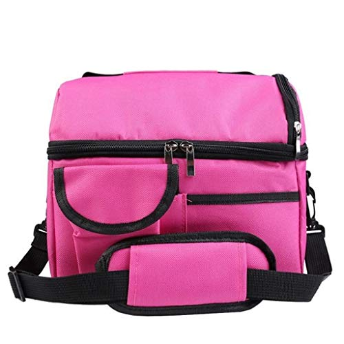 EVAEVA-bags Kühltasche Picknicktasche,Mittagessen Isoliertasche Lunch Tasche für Outdoor,Camping, Lunch,Auto, Beach, Grillfeste, Reisen
