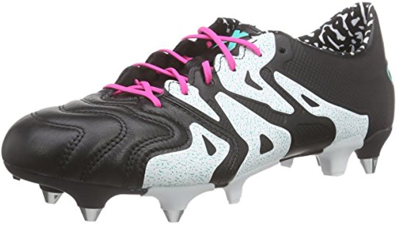 adidas hommes & & & eacute; x 15.1 sg cuir chaussures de football 266591