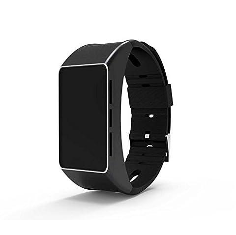 WGE Sans Fil Smart Headset Bracelet Fonctionnement Hang Oreille Bluetooth Type Mouvement Coeur Table À Main , 1