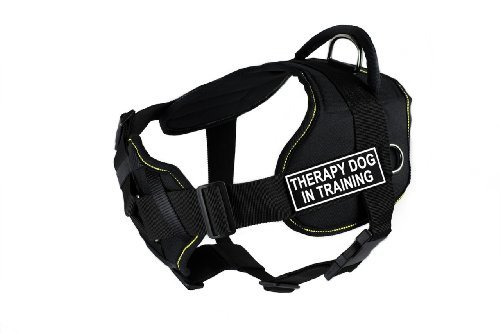 dean-tyler-dt-fun-ch-tpydit-yt-l-fun-dog-harness-with-padded-chest-piece-therapy-dog-in-training-lar