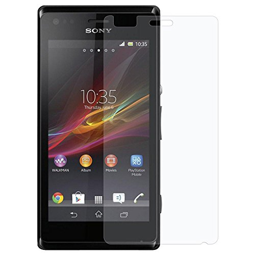 RSC Power+ 0.3Mm Pro, Tempered Glass Screen Protector for Sony Xperia M