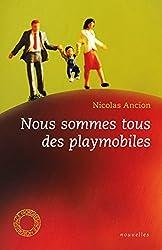 Nous sommes tous des playmobiles (Espace Nord t. 357)