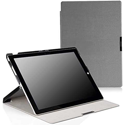 MoKo Microsoft Surface 3 Funda - Ultra Slim Ligera Smart-shell Funda para Microsoft Surface 3 10.8 Pulgadas 2015 Versión Windows 8.1 Tableta,