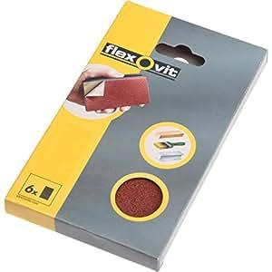 Advanced Flexovit HiSpec H/anneaux Sachet recharge de 6 gros 63642526346 Lot de 3 w/Min WH Cleva ® garantie
