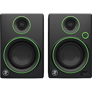 Mackie CR3 3 inch Monitor Speakers - Black