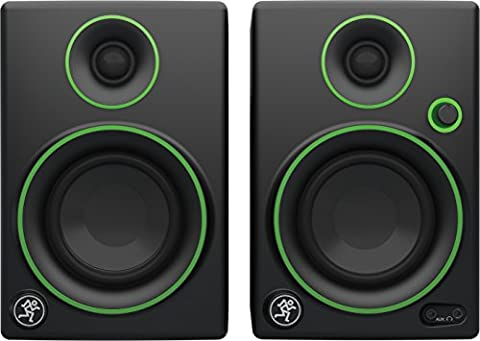 Mackie CR3 3 inch Monitor Speakers - Black