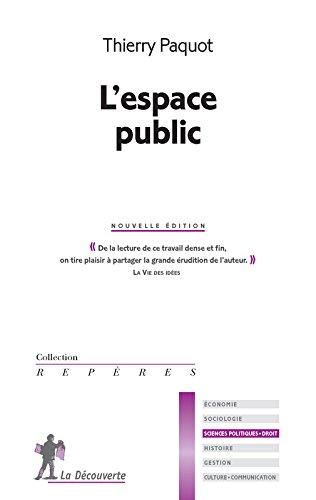 L'espace public