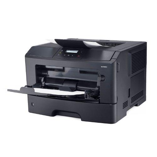 Dell B2360dn Mono Laserdrucker (1200x1200 dpi, 256MB RAM, Gigabit Ethernet, USB 2.0) schwarz - Dell Drucker