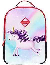 GYFY Estudiante Unicornio Mochila Estampado Femenino Gran Capacidad Carga Mochila Regalo